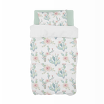 Desert Bloom Cot Duvet Set