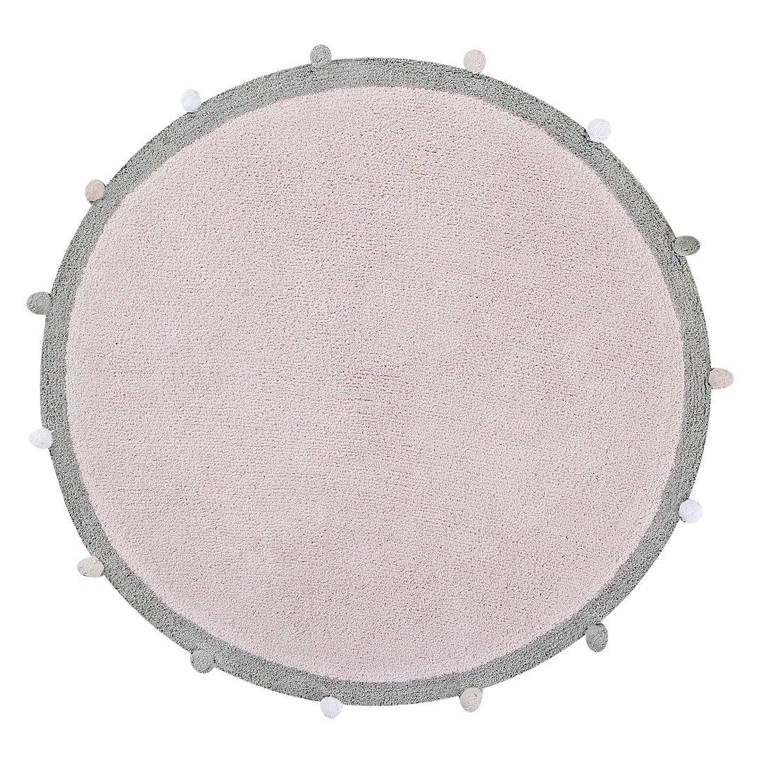 Bubbly Pink Rug