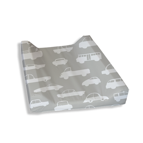 Traffic Grey Change Mat Cover