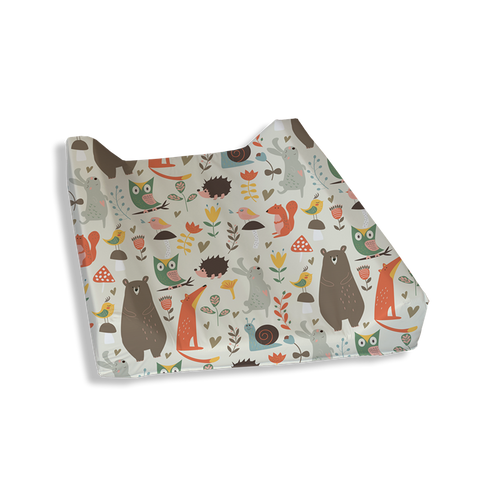 Whimsy Woodland Change Mat Cover
