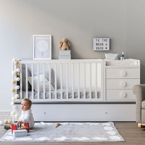 Evolve Conversion Cot