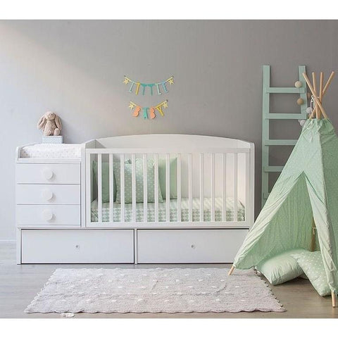 Maxwell Conversion Cot