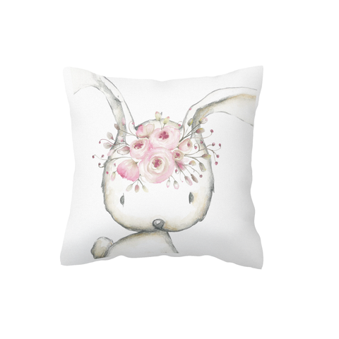 Boho Bunny Scatter Cushion
