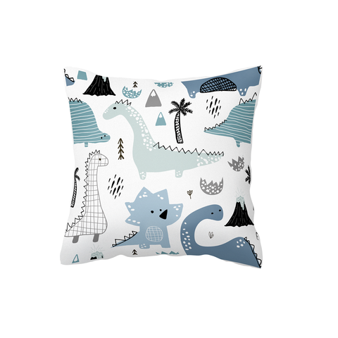 Dinky Dinos Scatter Cushion