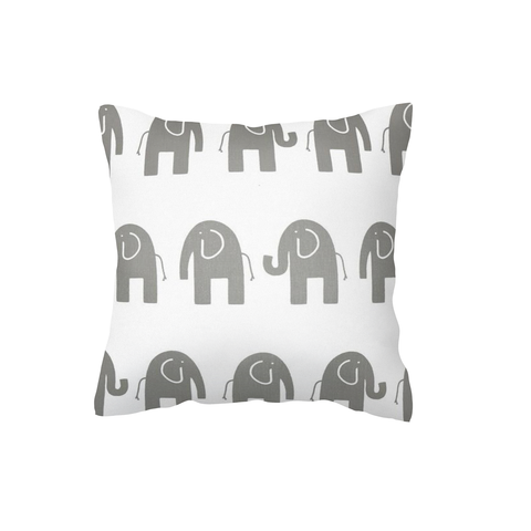 Grey Ele Scatter Cushion