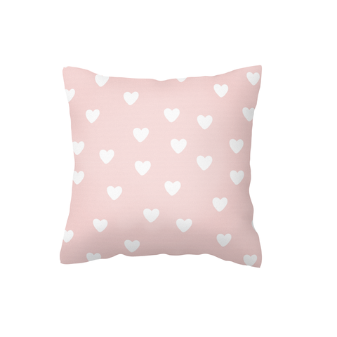 Tossed Hearts Scatter Cushion