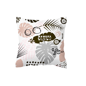 Tropical Blush Scatter Cushion
