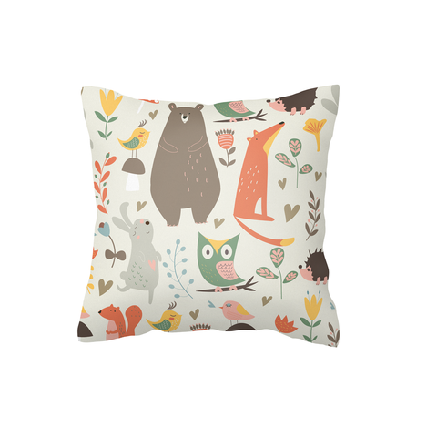 Whimsy Woodland Scatter Cushion