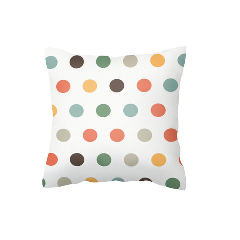 Whimsy Polka Dots Scatter Cushion