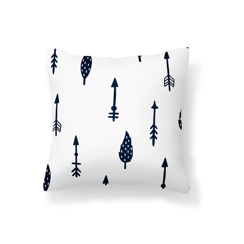 Black Arrows Scatter Cushion
