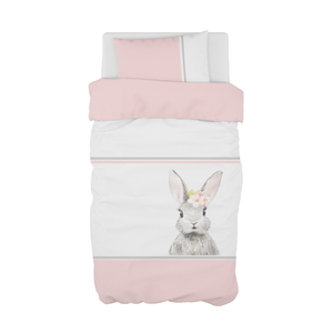 Flopsy Rabbit Cot Duvet Set