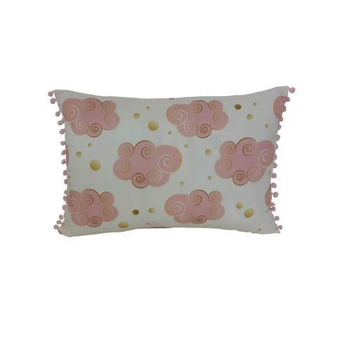 Glitz Clouds Bobble Toddler Cushion