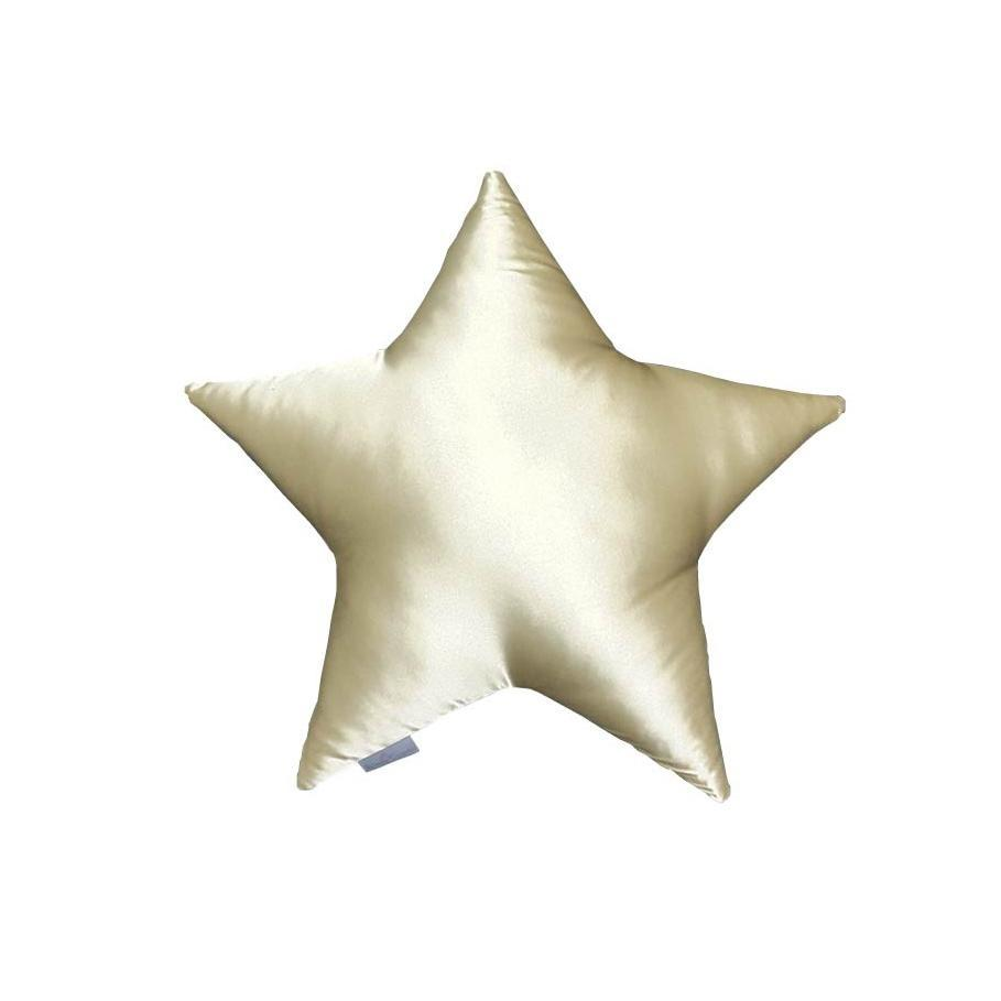Gold Star Cushion