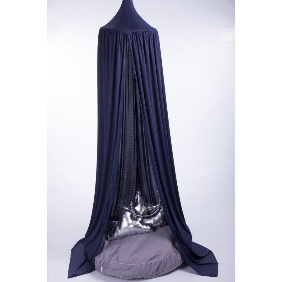 Midnight Blue Hanging Tent