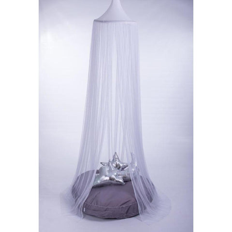 White Netting Hanging Tent