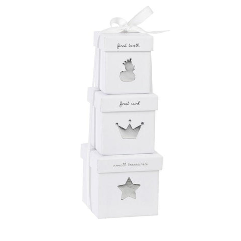 Keepsake Boxes Set