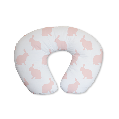 Hop Blush Feeding Cushion