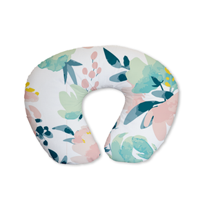 Watercolour Floral Feeding Cushion