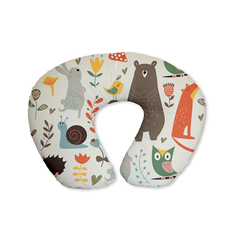 Whimsy Woodland Feeding Cushion
