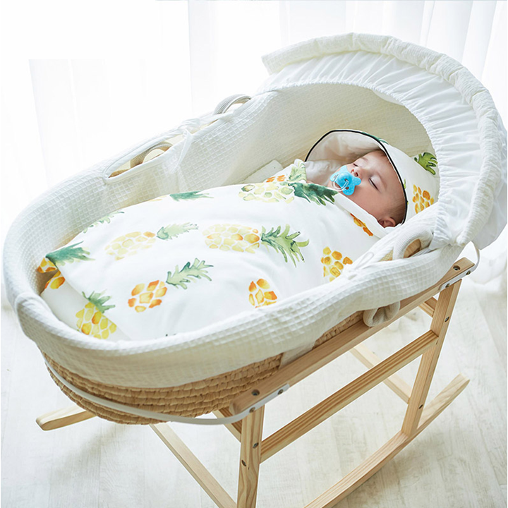 Pines Muslin Swaddle Blanket