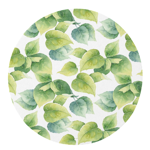 Hydrangea Leaves Play Mat