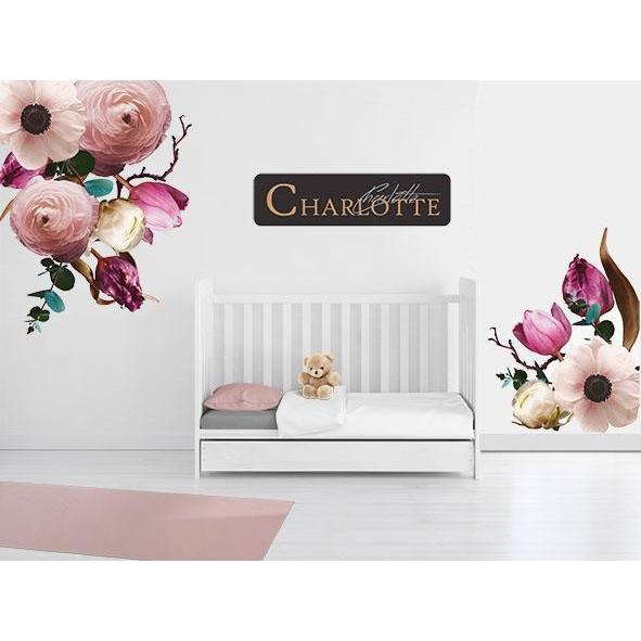 Wall Decal - Romantic Nights