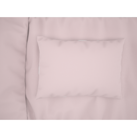 Baby Pink Sheets and Pillow Cases