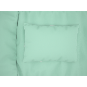 Mint Sheets and Pillow Cases