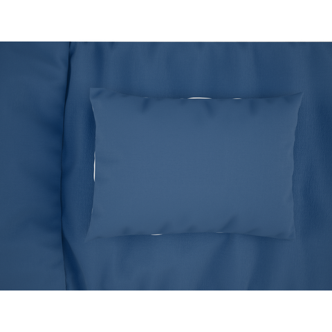 Navy Sheets and Pillow Cases