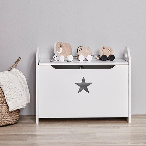 Star Toybox with Lid