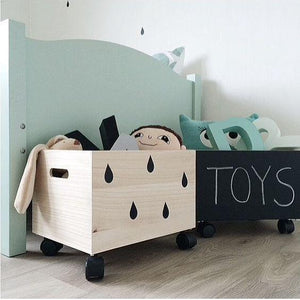 Trundle Toy Box