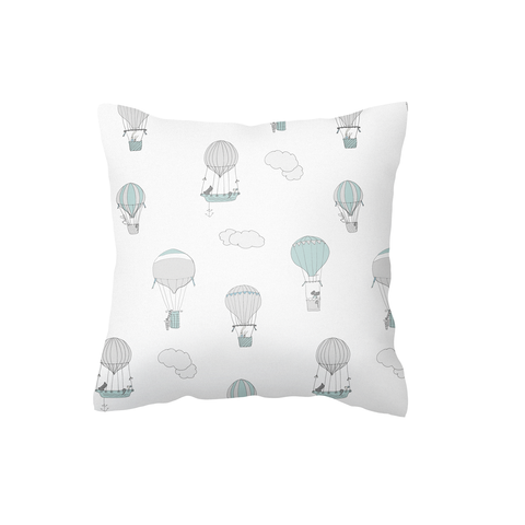 Blue Up and Away Scatter Cushion