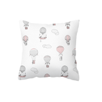 Pink Up and Away Scatter Cushion