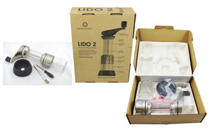 Lido 2 Hand Grinder Hand Grinder Lido - spectacled bear coffee
