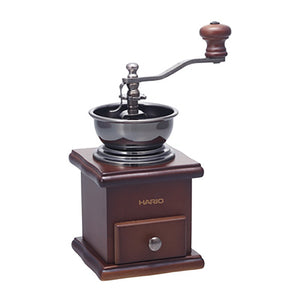 Hario 'Standard' Coffee Mill Hand Grinder Hario - spectacled bear coffee