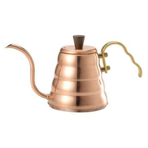 Hario V60 Buono Kettle - Copper Kettle Hario - spectacled bear coffee
