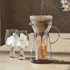 Hario Glass Iced Coffee Maker Cold Brew Hario - spectacled bear coffee