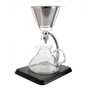 Yama Silverton Stainless Steel Coffee/Tea Dripper Dripper Yama - spectacled bear coffee