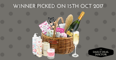 Luxury Prosecco Pampering Set