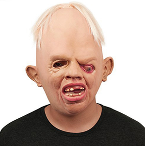 Ugly Latex Face Mask from DailyDealDr.com