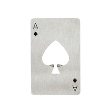 Playing Card Bottle Opener