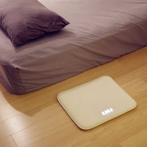 Get Up!  Pressure Based Alarm Clock Rug