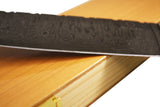 Chefs Precision Knife - Ebony Wood