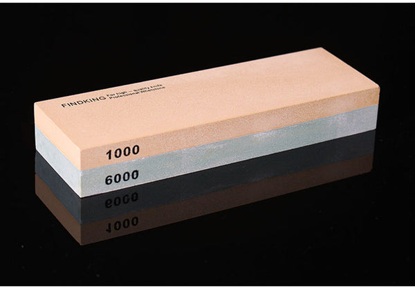 1000/6000 Grit Sharpening Stone  - Wet Stone