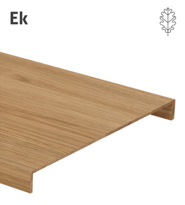 PLANSTEG I MASSIV EK FÖR TRAPPRENOVERING