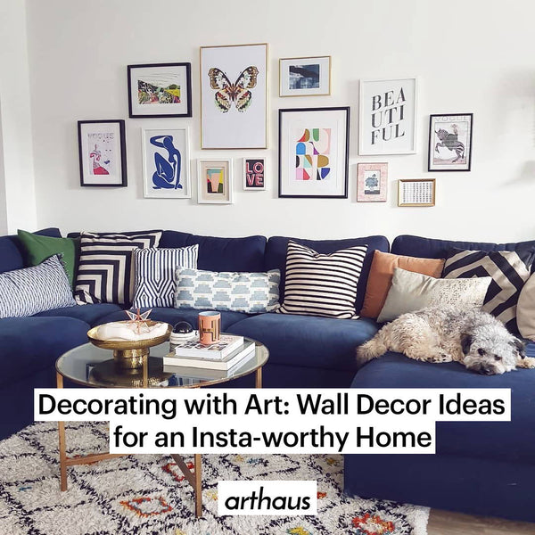 75 Wall Decor Ideas For An Insta Worthy Home Arthaus
