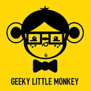 Geeky Little Monkey