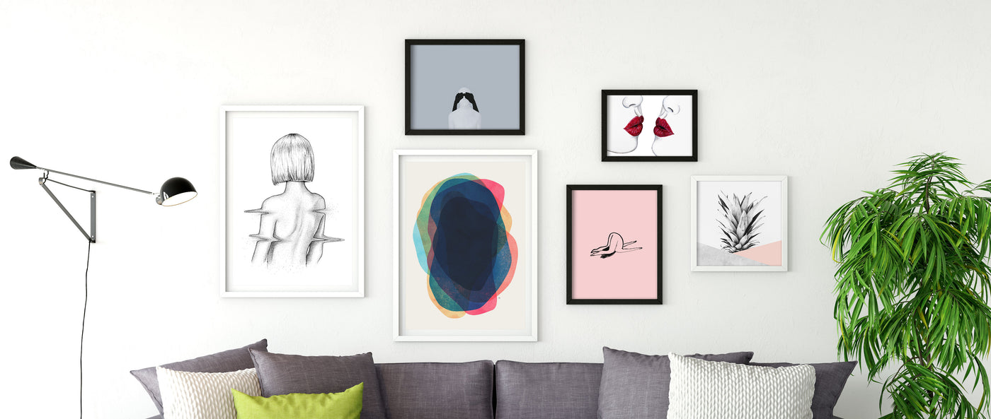 Arthaus Framed Art Print Gallery Wall