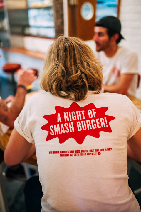 SMASH BURGER NIGHT / HB X GEORGE MOTZ