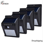 Wireless Motion Sensor LED Solar Lights - Leisure Merchants